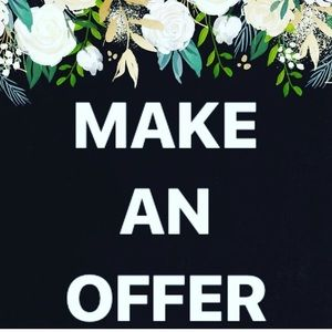 Other - MAKE AN OFFER! I'm in the selling mood!
